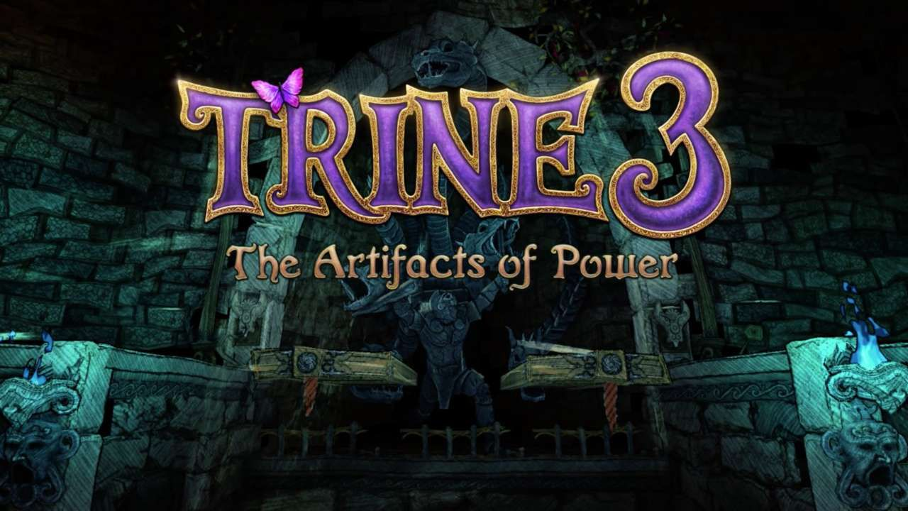 Trine 3 The Artifacts of Power debutta in Early Access