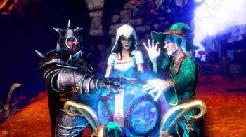 Trine 3: The Artifacts of Power debutta oggi su PlayStation 4