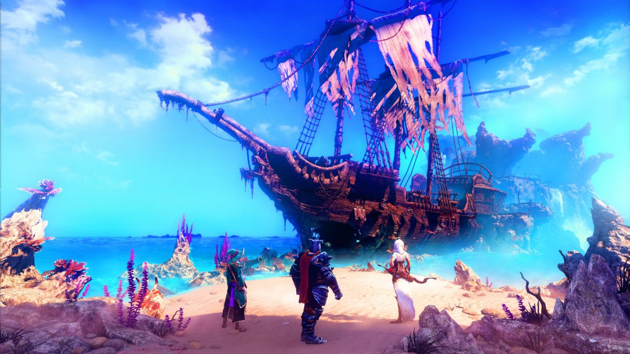 Trine 3 The Artifacts of Power sarà disponibile dal 20 agosto