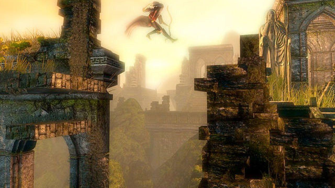 Trine Enchanted Edition arriva questa settimana su PlayStation 4