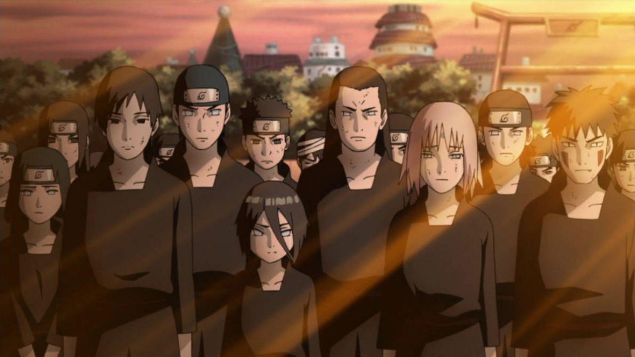 Tristezza e lacrime nell'ultimo episodio di Boruto: Naruto Next Generations