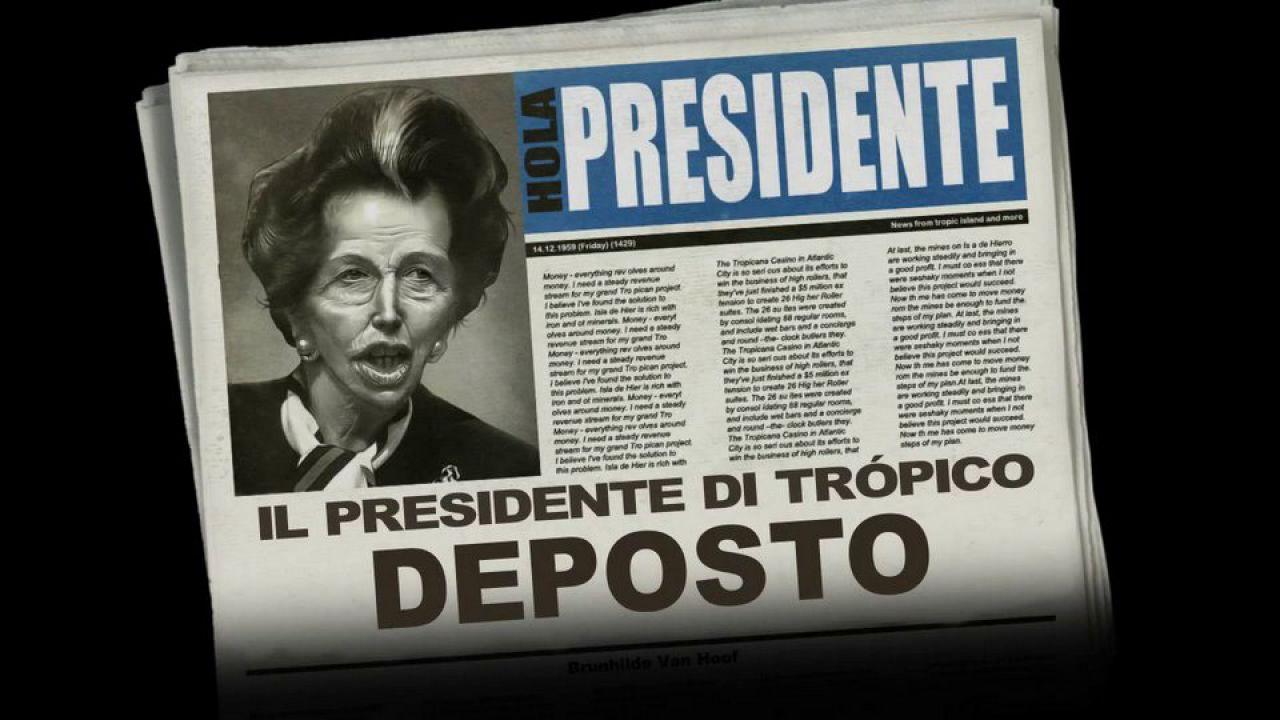 Tropico 4: disponibile DLC Voodoo