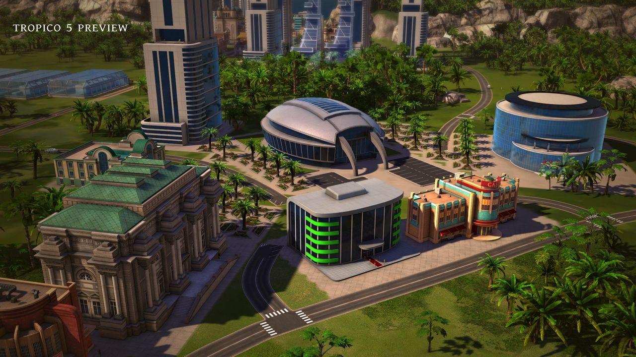 Tropico 5 arriva su Mac e Linux