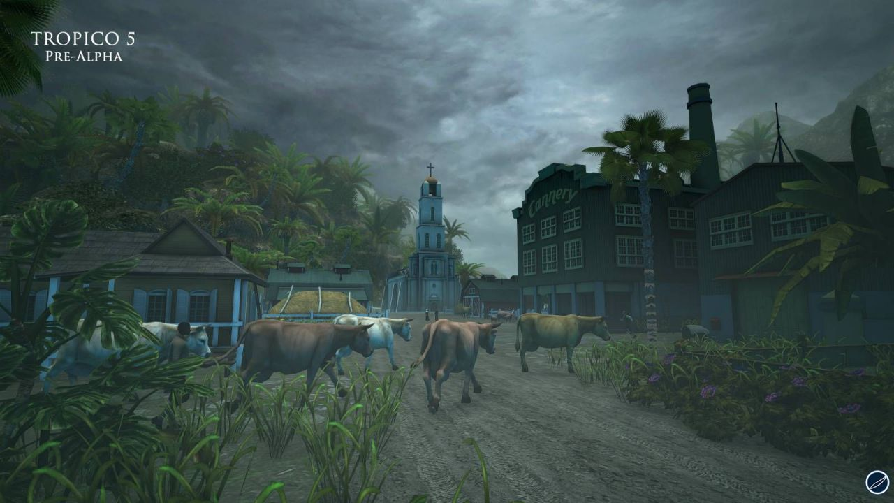 Tropico 5 uscirà su PlayStation 4 a febbraio?