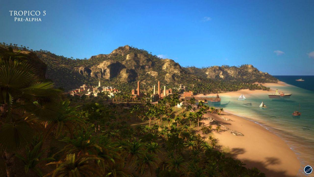Tropico 5: la versione PlayStation 4 girerà a 1080p