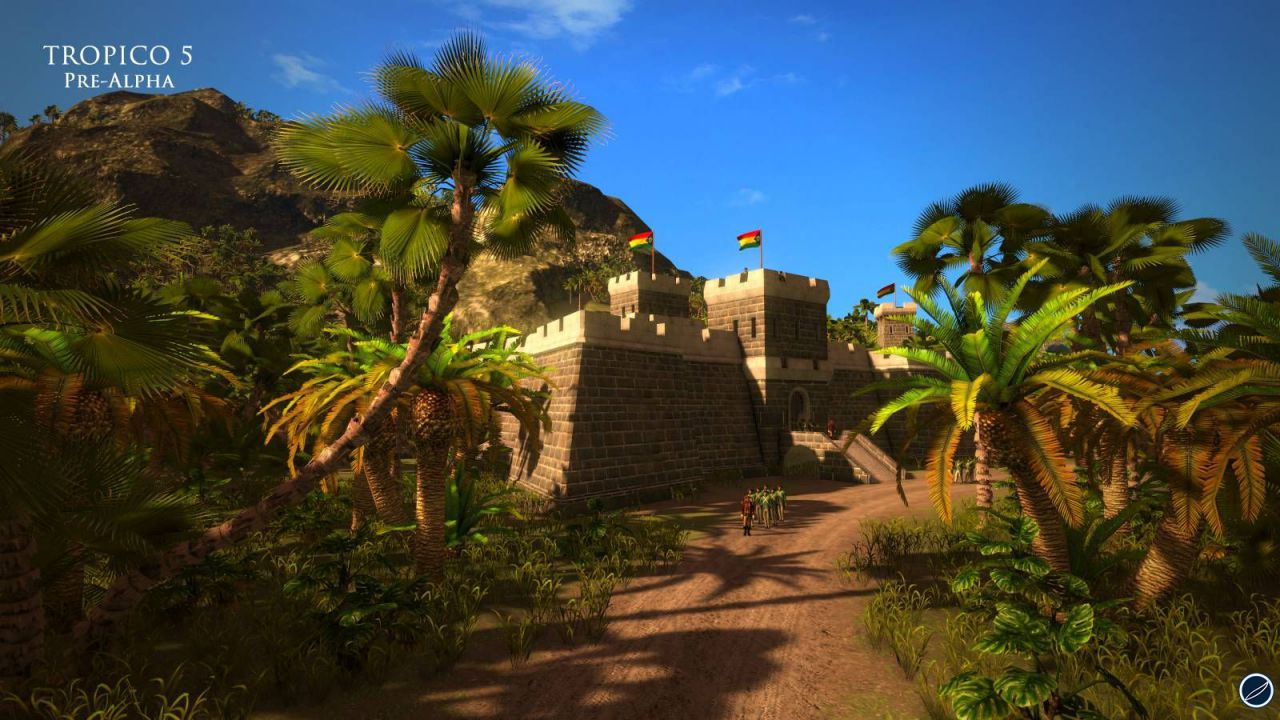 Tropico 5: la versione PlayStation 4 uscirà nel 2015