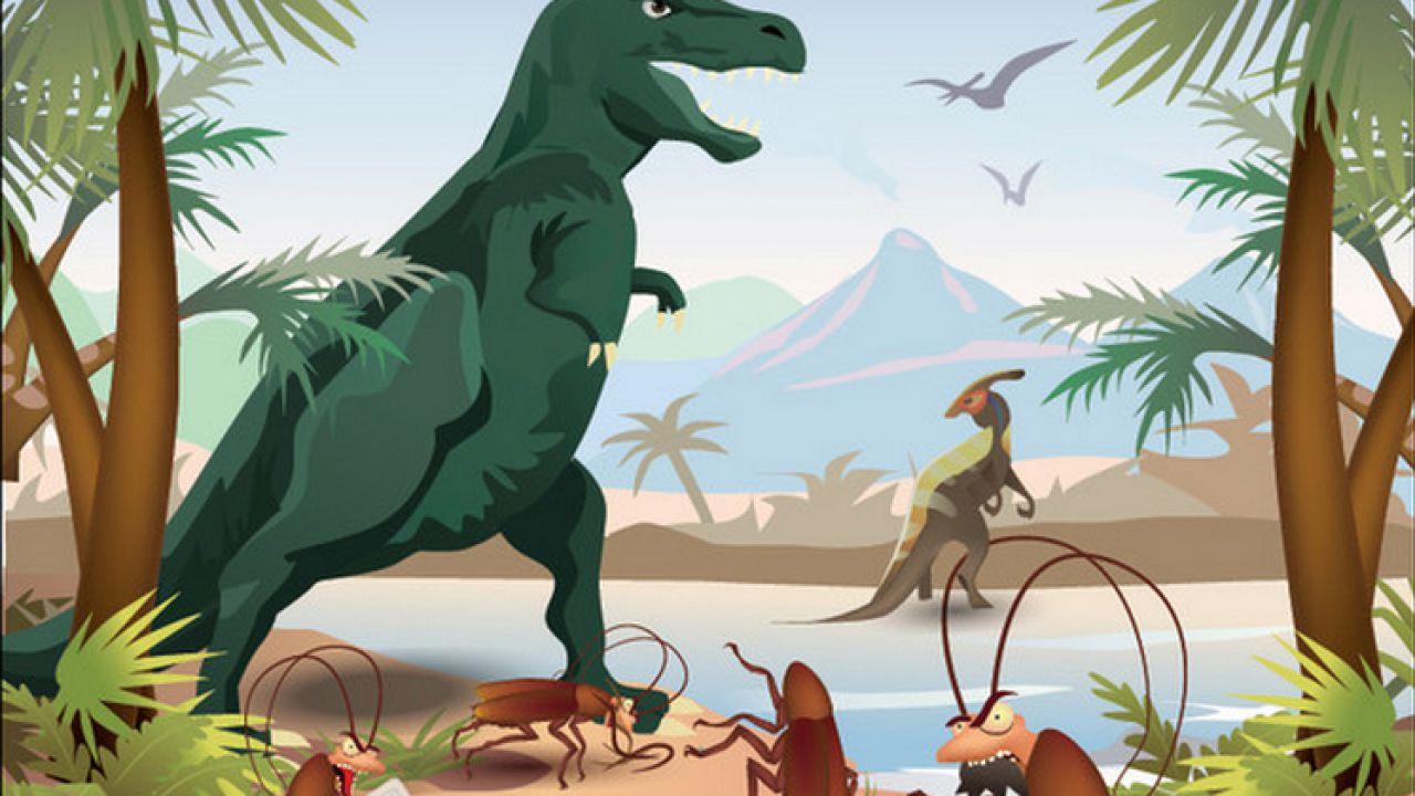 Trovati fossili ben conservati di scarafaggi che camminavano sulla Terra con i dinosauri