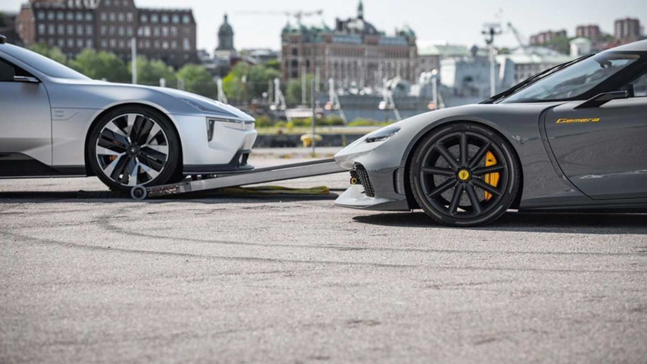 Trovato un accordo tra Koenigsegg e Polestar: che cosa significa?