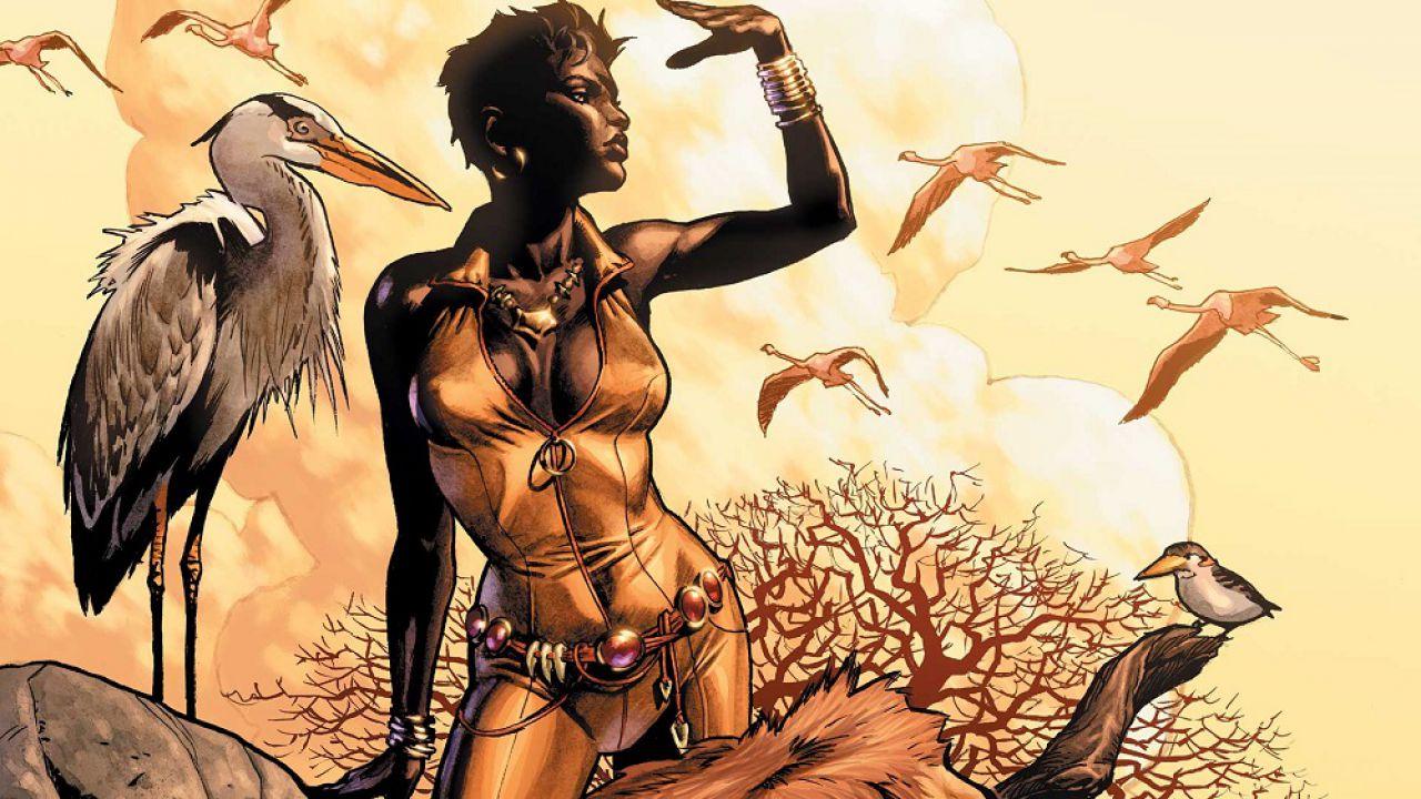 Truth & Justice è la nuova antologia di DC Comics, la prima storia sarà dedicata a Vixen