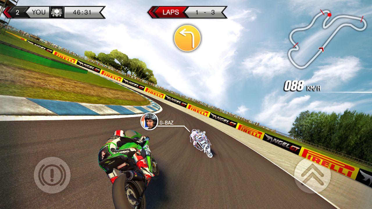 Tutta l'adrenalina della Superbike su smartphone e tablet con SBK 15