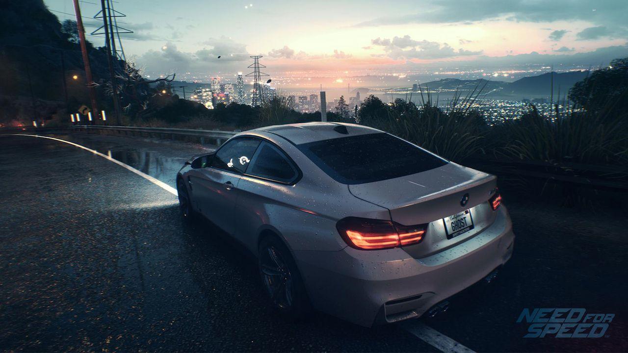 Tutte le macchine di Need for Speed sfilano in nuove immagini