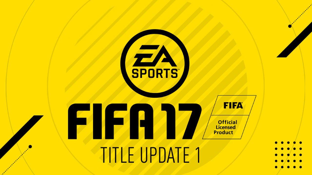 Tutte le novità introdotte dalla patch di 1.02 di FIFA 17 su PS4 e Xbox One