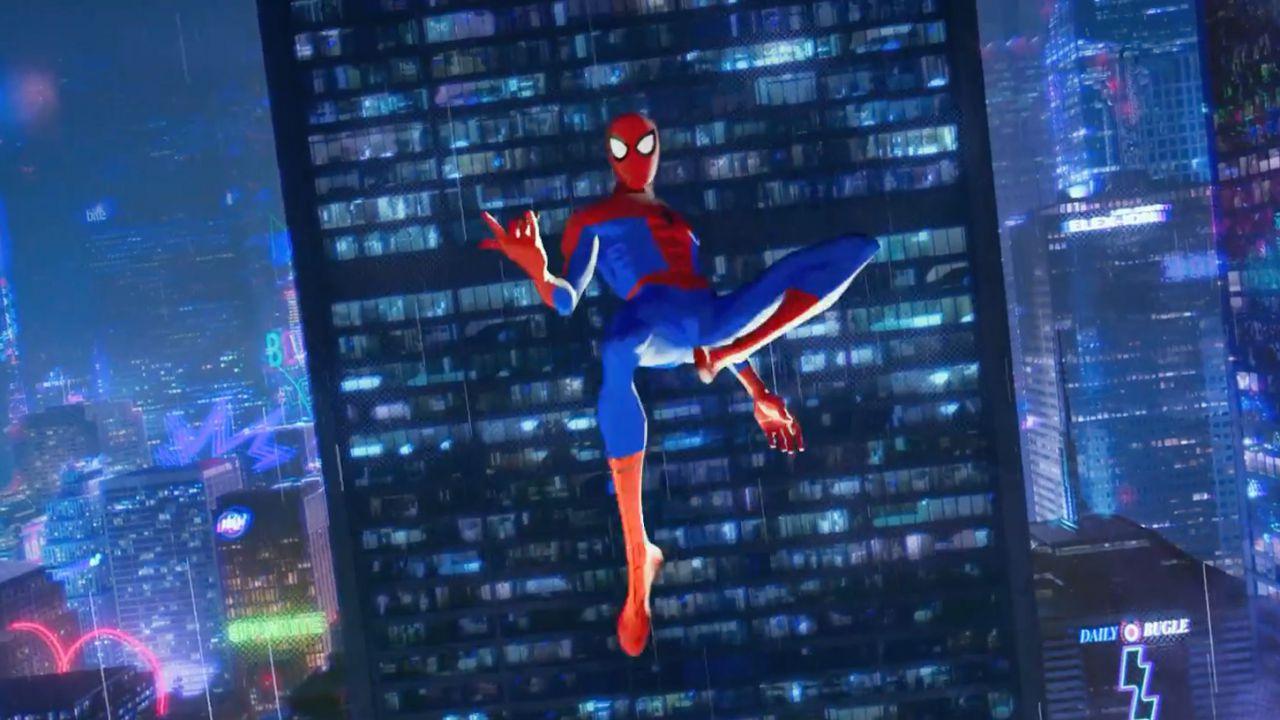 Tutti i personaggi di Spider-Man: Un Nuovo Universo, svelata la scena post-titoli