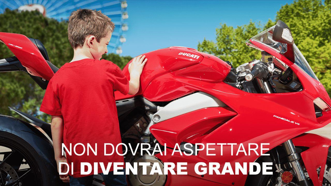 Tutto quello che sappiamo su Ducati World, l'area tematica che aprirà a Mirabilandia