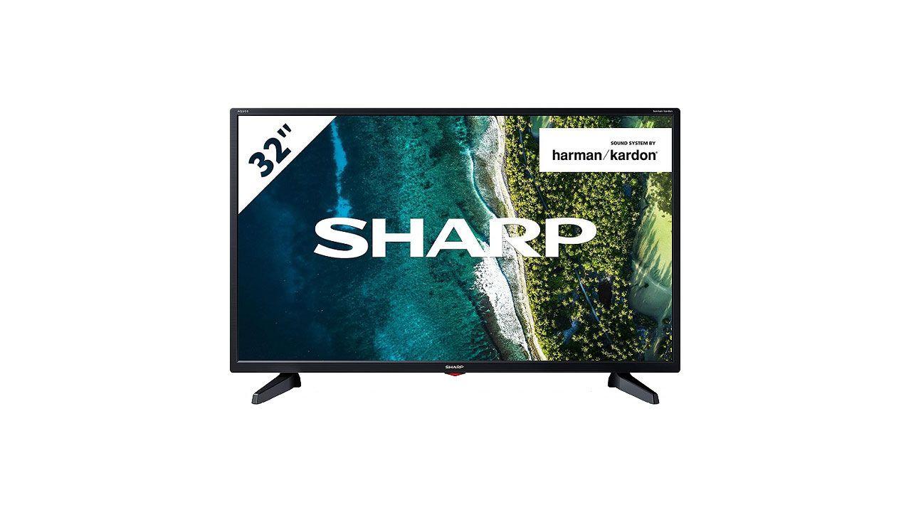 TV DVB-T2 con audio Harman Kardon in offerta sotto i 200 euro su Amazon