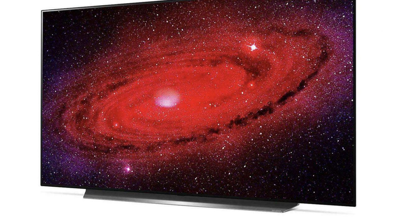 TV LG CX OLED da 55 pollici in super sconto su eBay: 100 Euro in meno di Mediaworld!