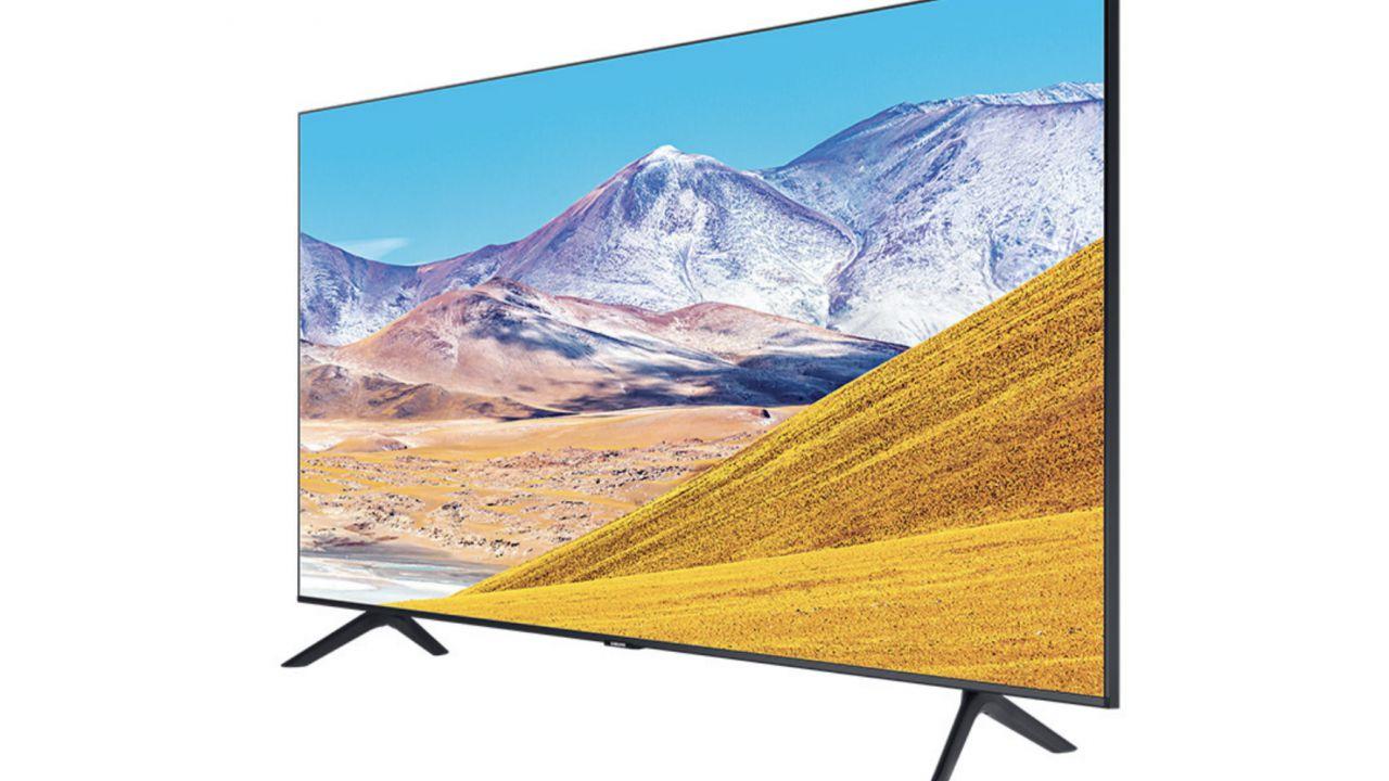 TV Samsung da 50 pollici 4K in sconto de 23% su Unieuro per il Black Friday