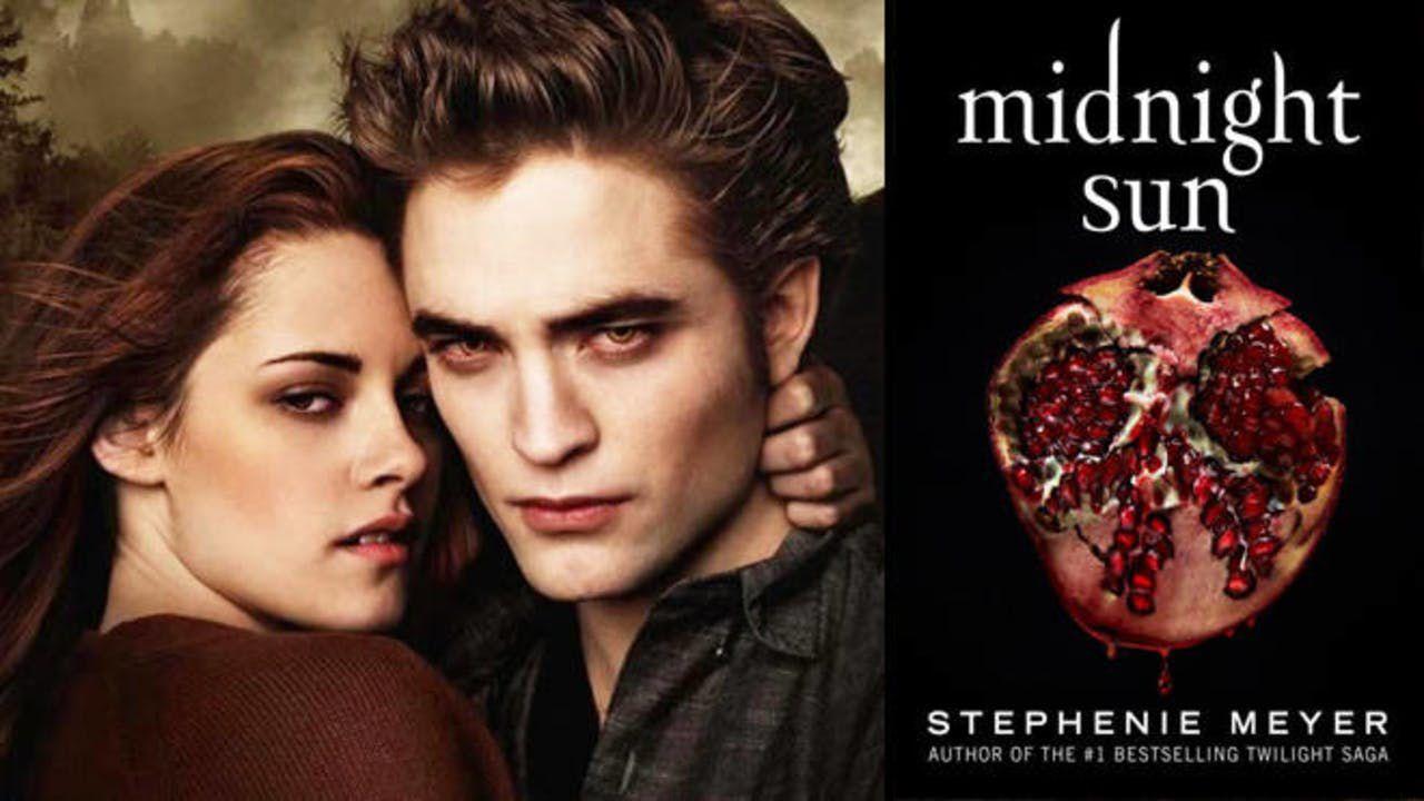 Twilight, ecco la data di uscita italiana del nuovo libro Midnight Sun