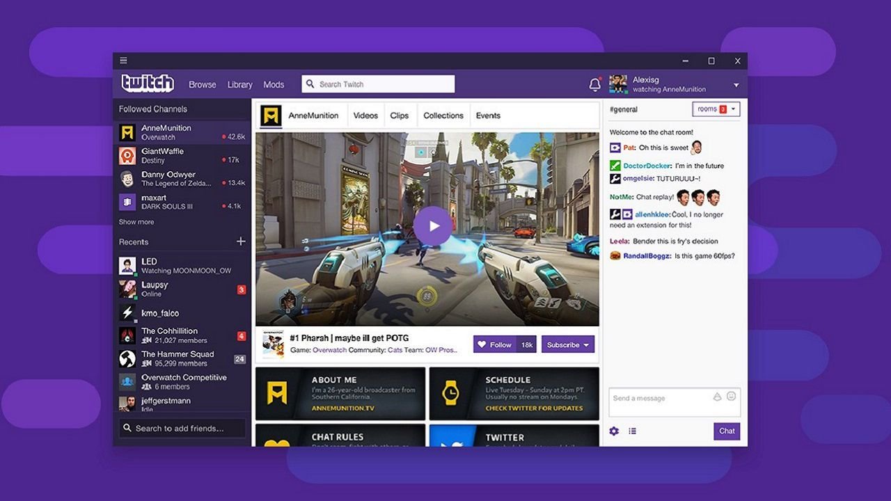 How to connect a discord server to twitch