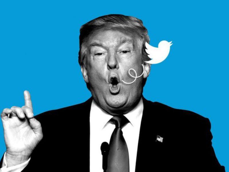 Twitter ha etichettato un messaggio di Donald Trump come fuorviante: è la prima volta