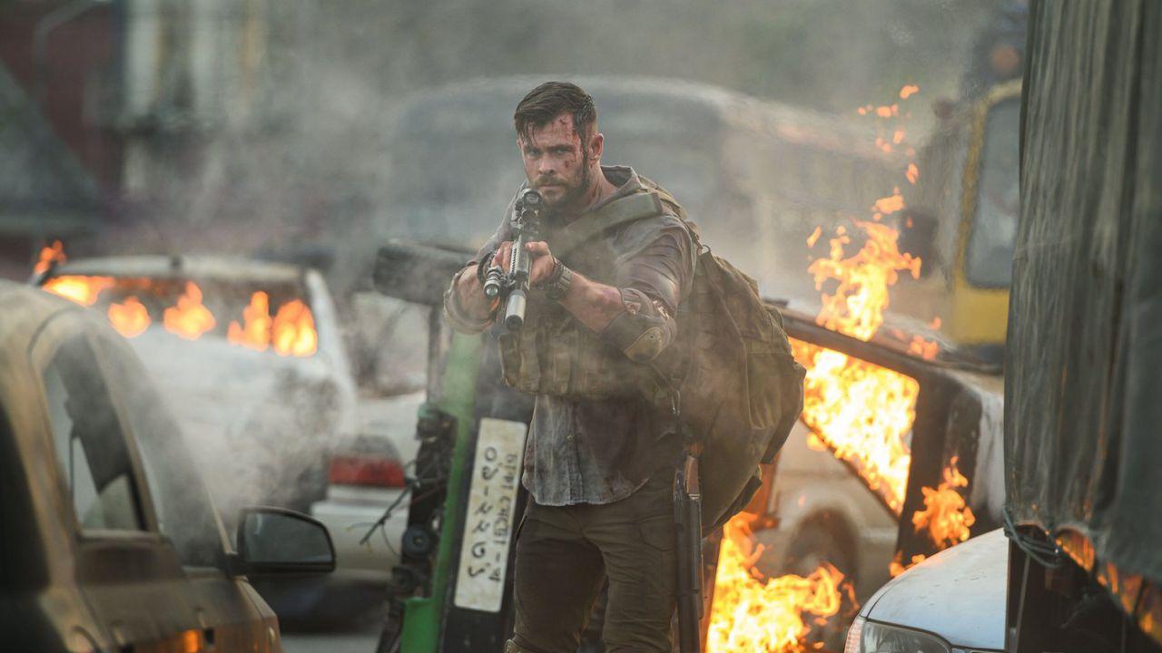 Tyler Rake: il trailer low-budget che ha sbalordito Chris Hemsworth e fratelli Russo