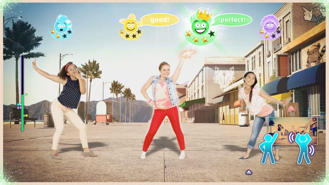 Ubisoft annuncia Just Dance Kids 2014