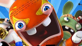 Ubisoft annuncia Rabbids Rumble per Nintendo 3DS