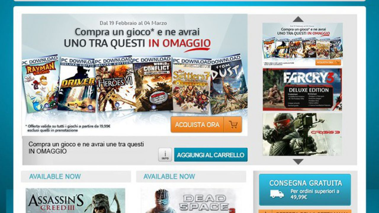 Ubisoft cerca dev tester per la sede di Milano