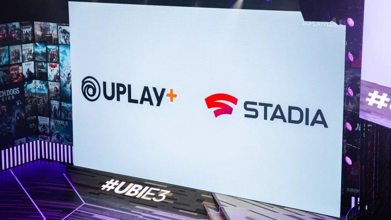 Ubisoft+ disponibile da oggi anche su Google Stadia negli USA