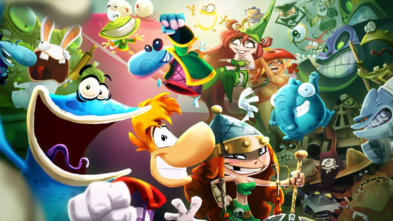 Ubisoft festeggia il 20° anniversario di Rayman