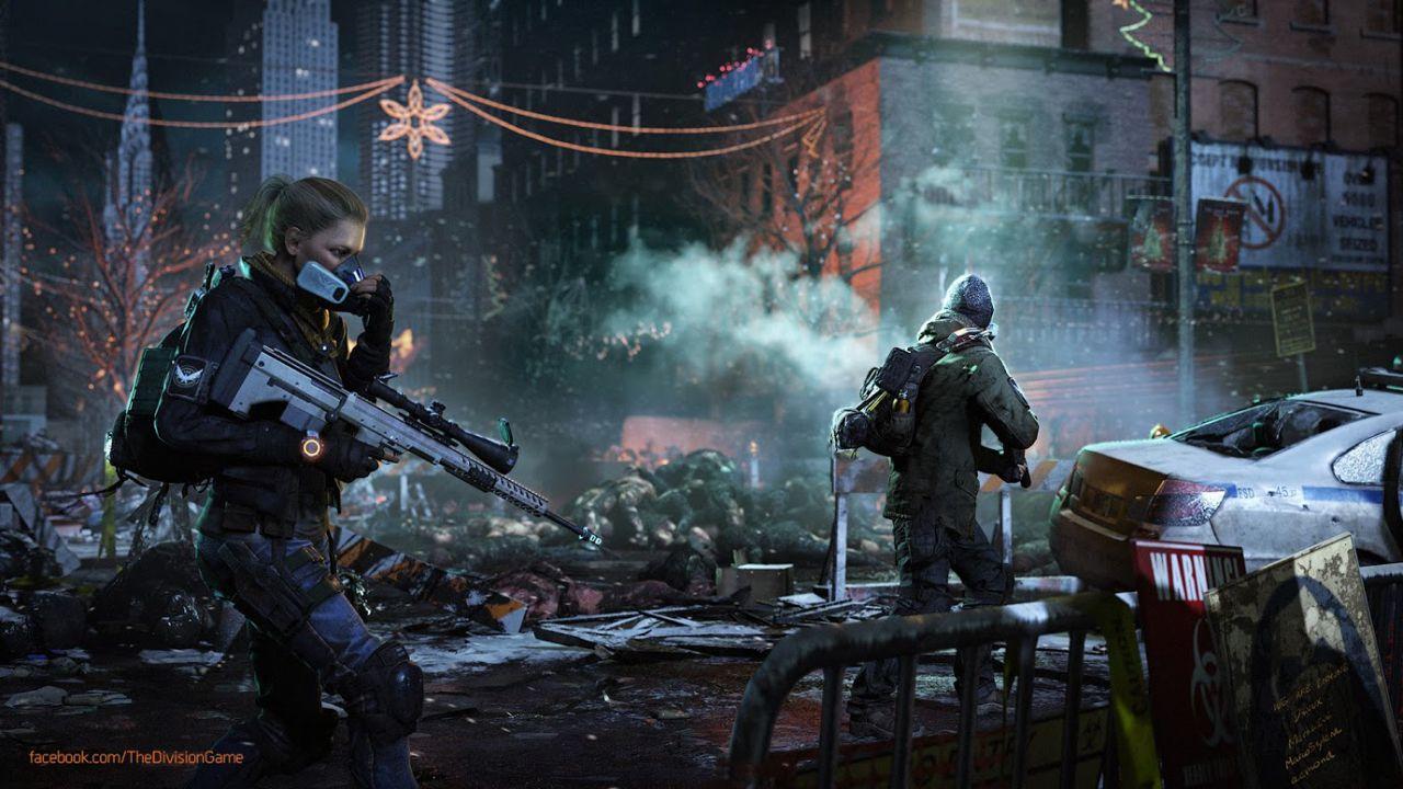 Ubisoft pianifica una fase alpha per Tom Clancy's The Division?