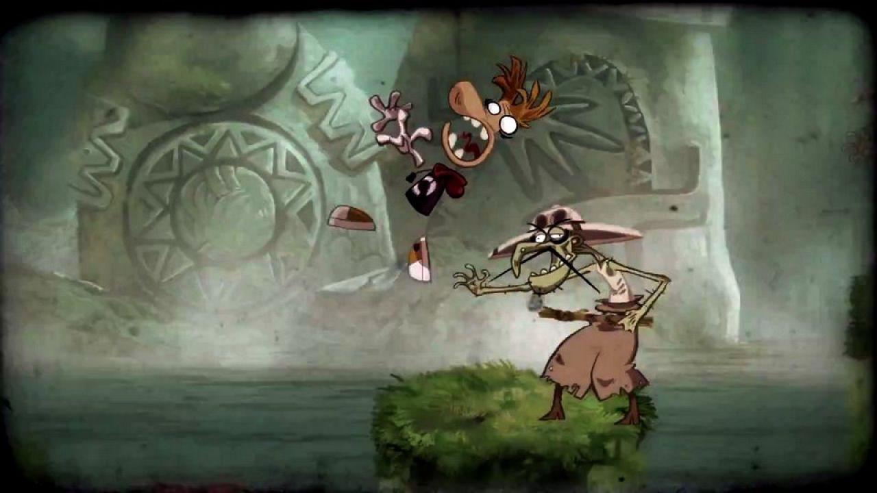 Ubisoft registra due domini web per 'Rayman Legends'