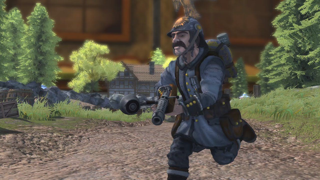 Ubisoft svela quattro nuove armate per Toy Soldiers War Chest