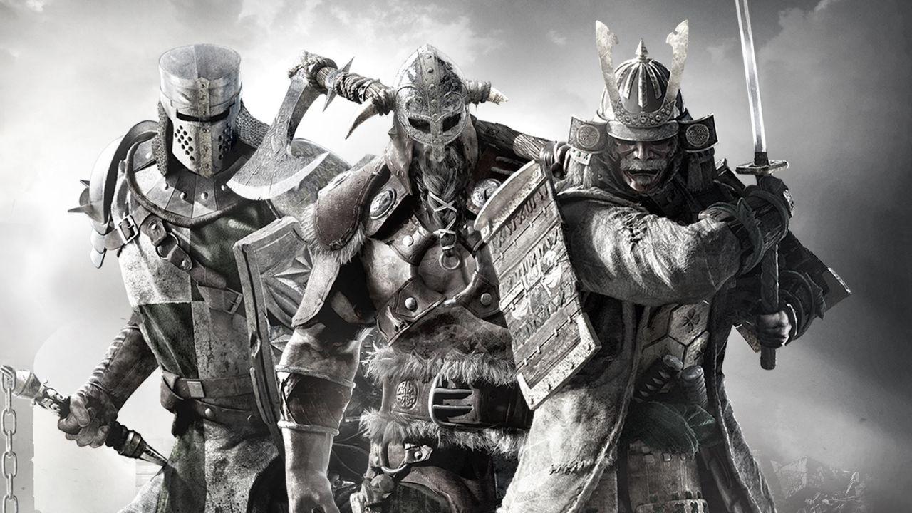 Ubisoft svela tutti i dettagli sulla closed alpha di For Honor