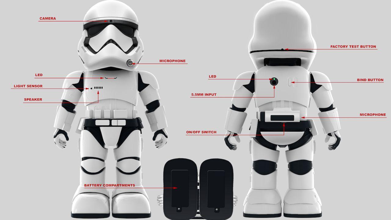 Image result for The First Order Stormtrooper Robot