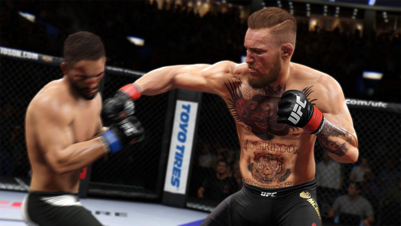 UFC 2 può essere giocato gratuitamente questo weekend su PS4 e Xbox One