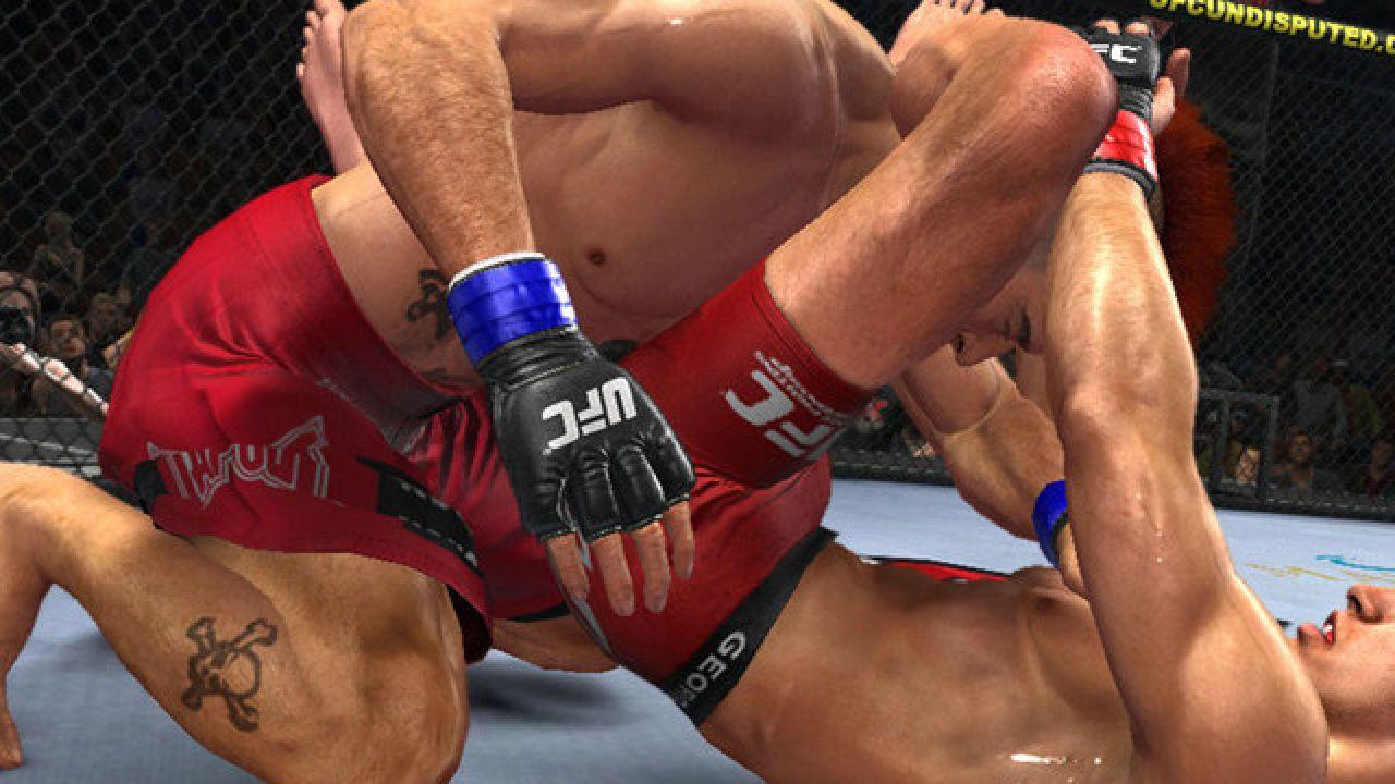 UFC 2010 Undisputed, la demo in anteprima il 29 Aprile