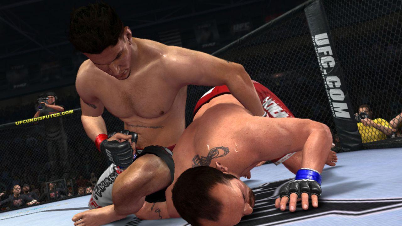UFC 2010 Undisputed disponibile su App Store