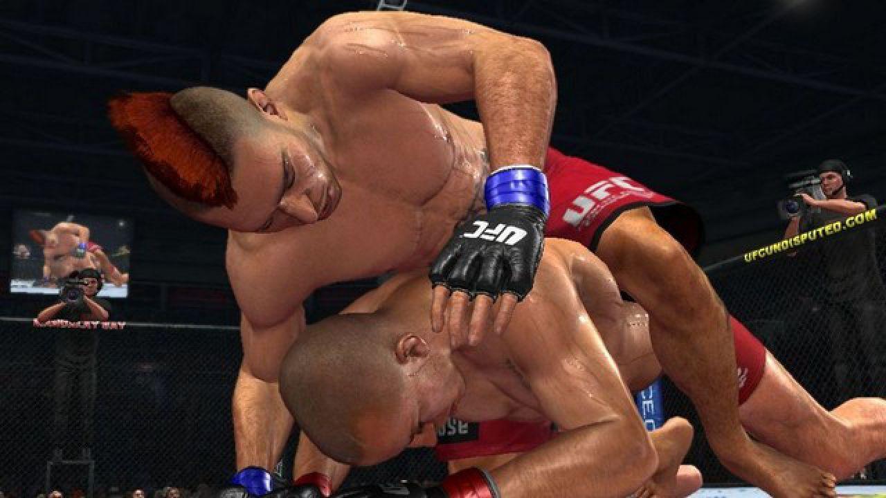 UFC 2010 UNDISPUTED: Everyeye.it vi invita da THQ Italia!