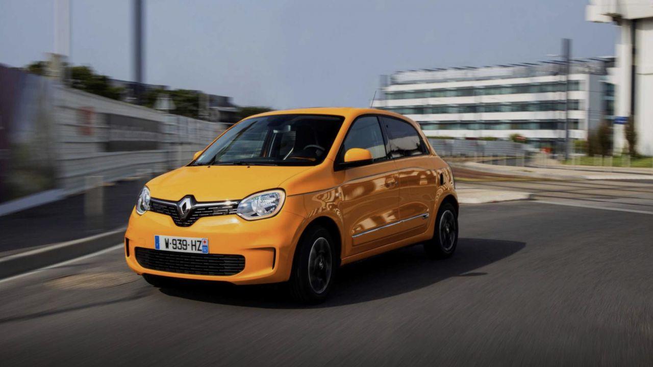 Ufficiale: nel 2020 arriva la Renault Twingo elettrica su piattaforma Smart EQ
