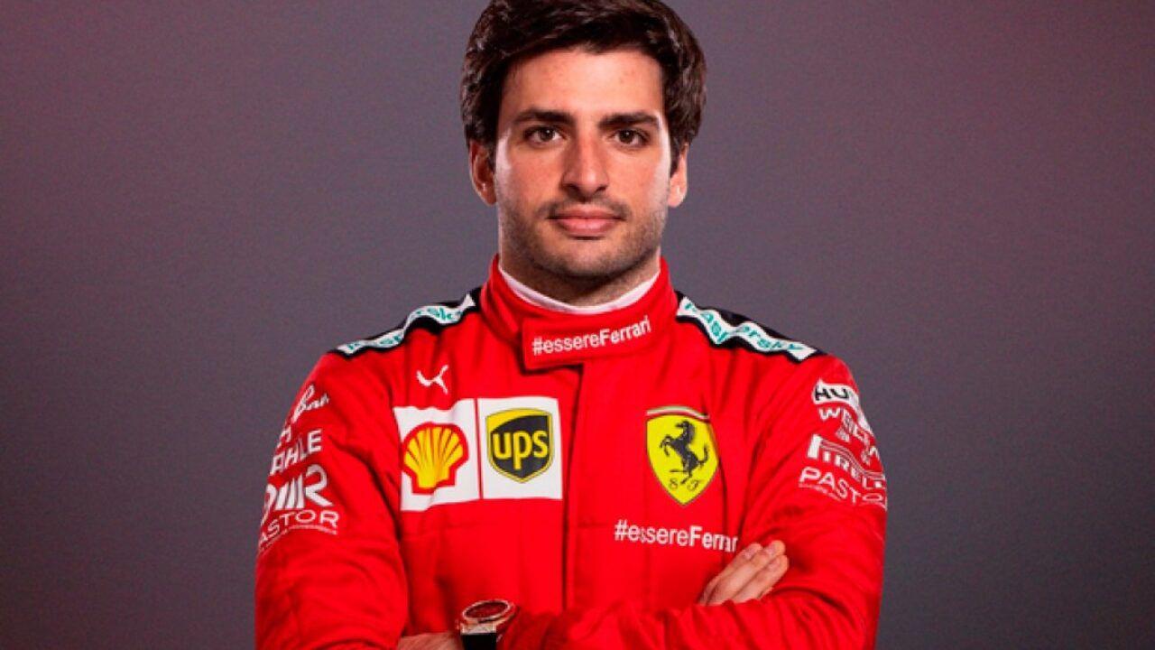 Ufficiale: Carlos Sainz è il nuovo pilota Ferrari di F1 al posto di Vettel