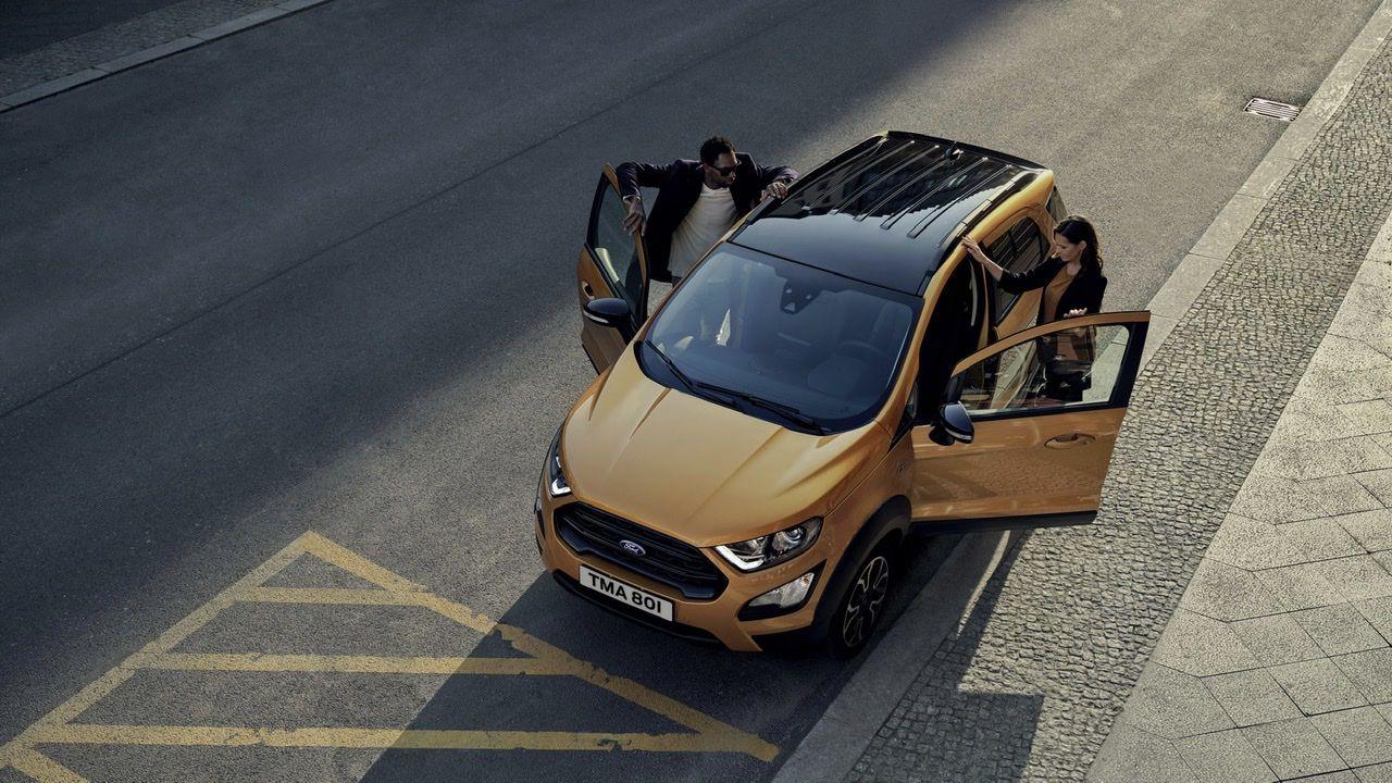 Ufficiale il Ford EcoSport Active 2021: il SUV/Crossover sulle orme della Puma