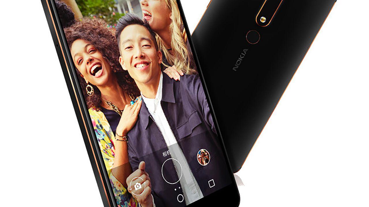 Ufficiale il Nokia 6 (2018) con Snapdragon 630 e sensore per le impronte digitali