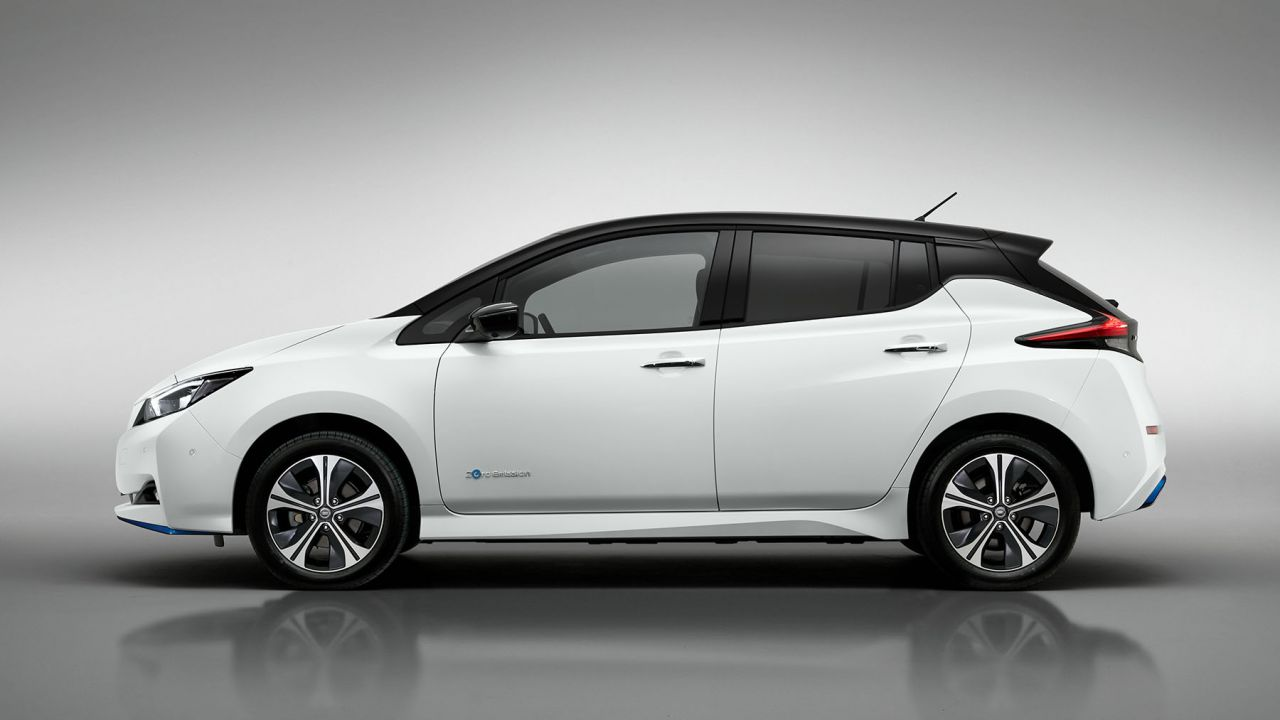 Ufficiale la nuova Nissan Leaf e+ dal CES 2019, con 460 km di autonomia