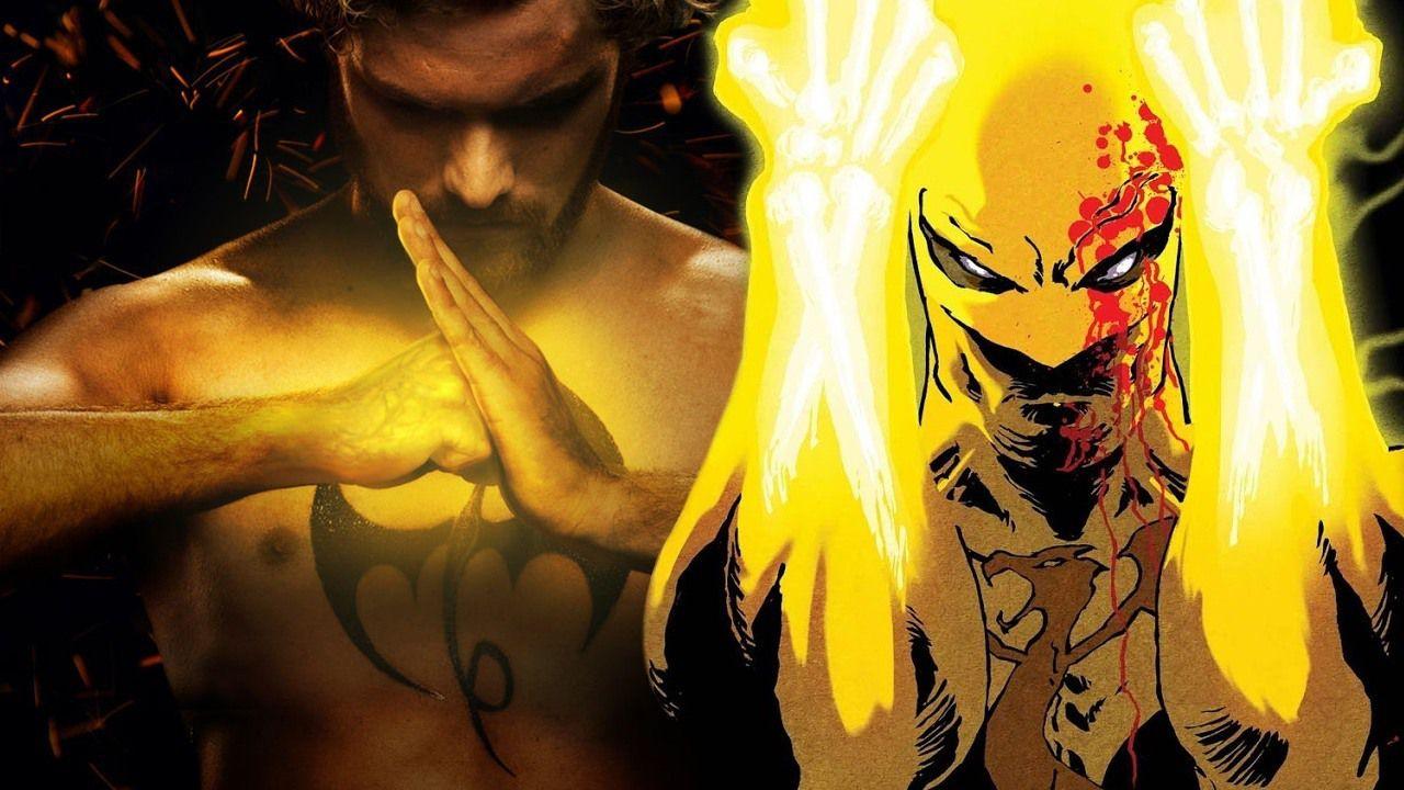 UFFICIALE! Le riprese della seconda stagione di Iron Fist sono finite!