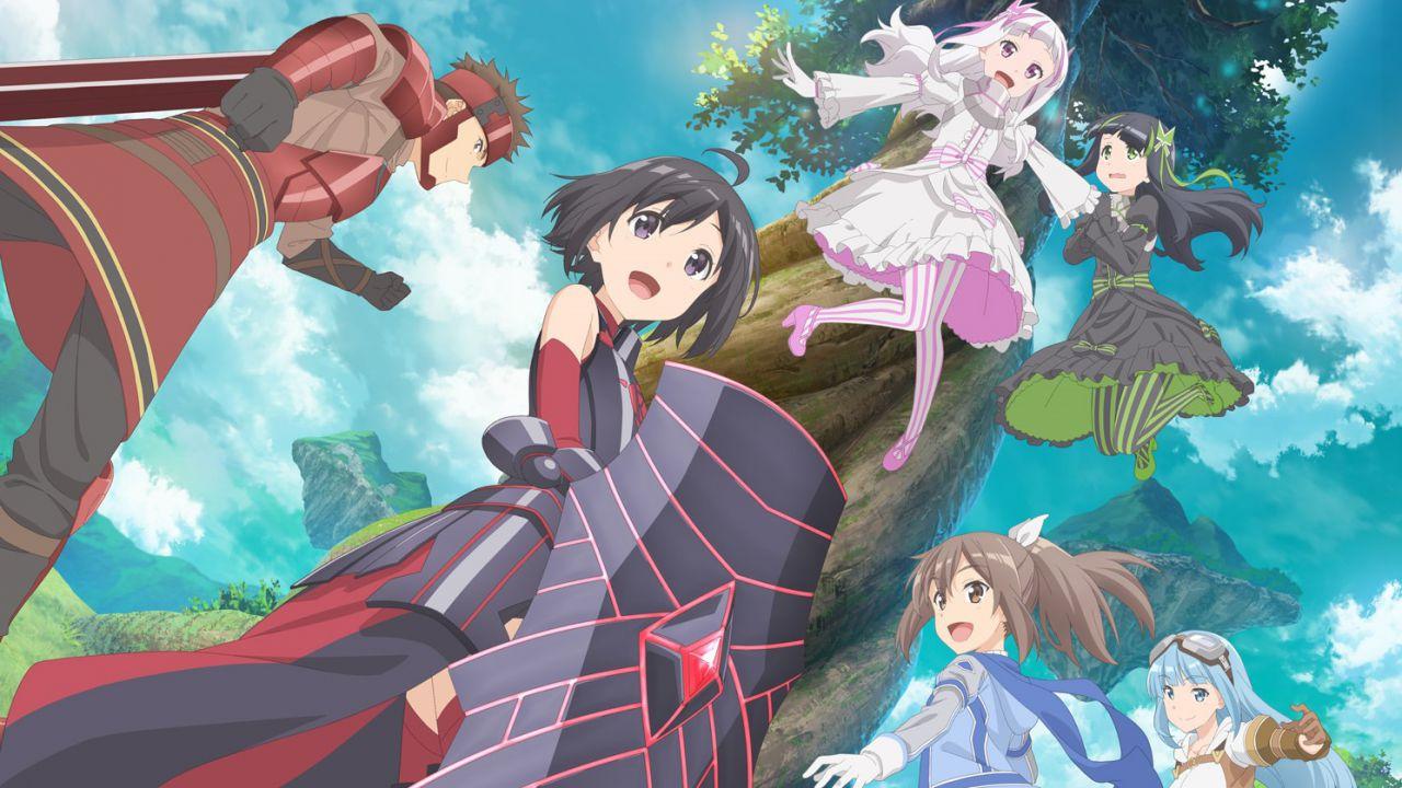 Ufficiale, la serie anime Bofuri è stata rinnovata per una seconda stagione