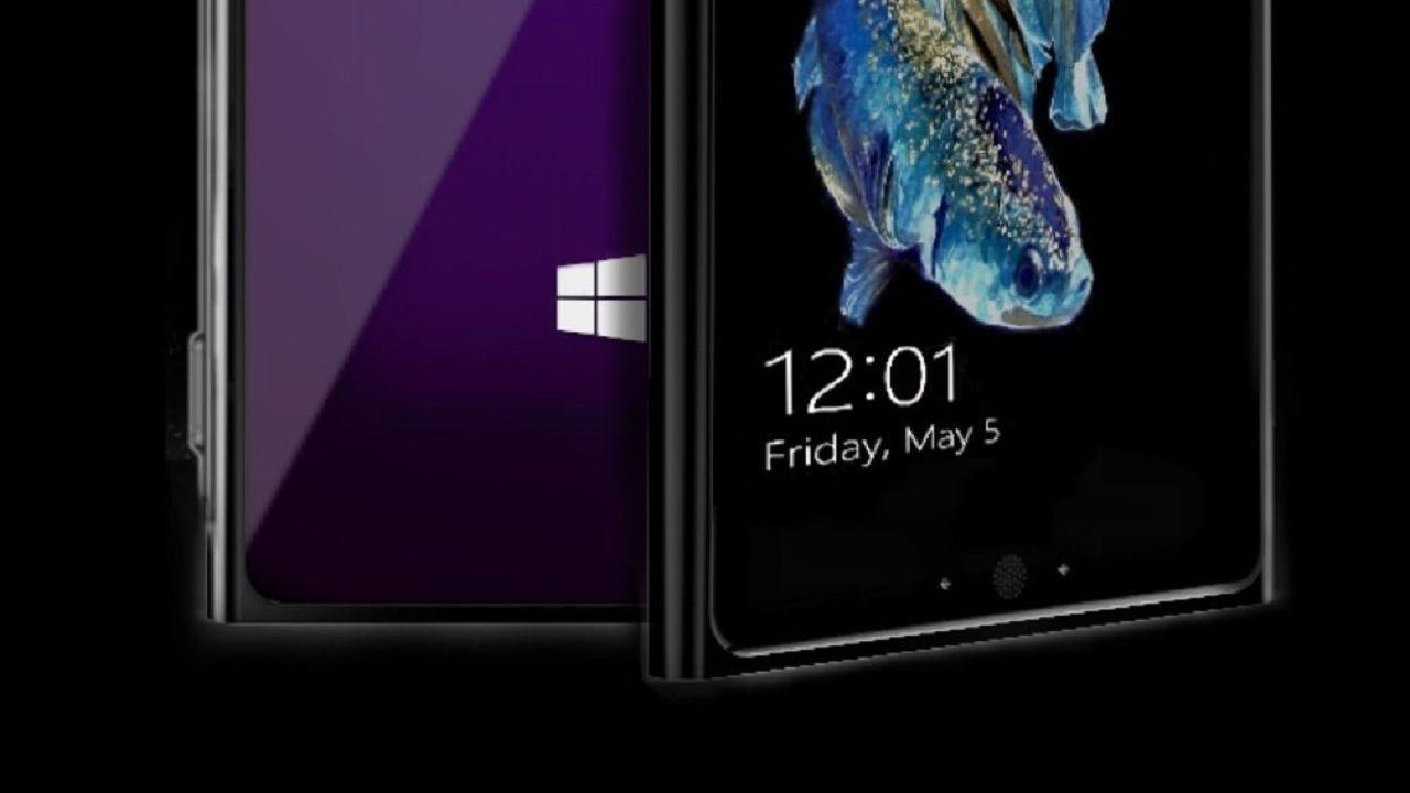 Ufficiale uno smartphone con Windows 10 Pro: app Android compatibili e ampia batteria