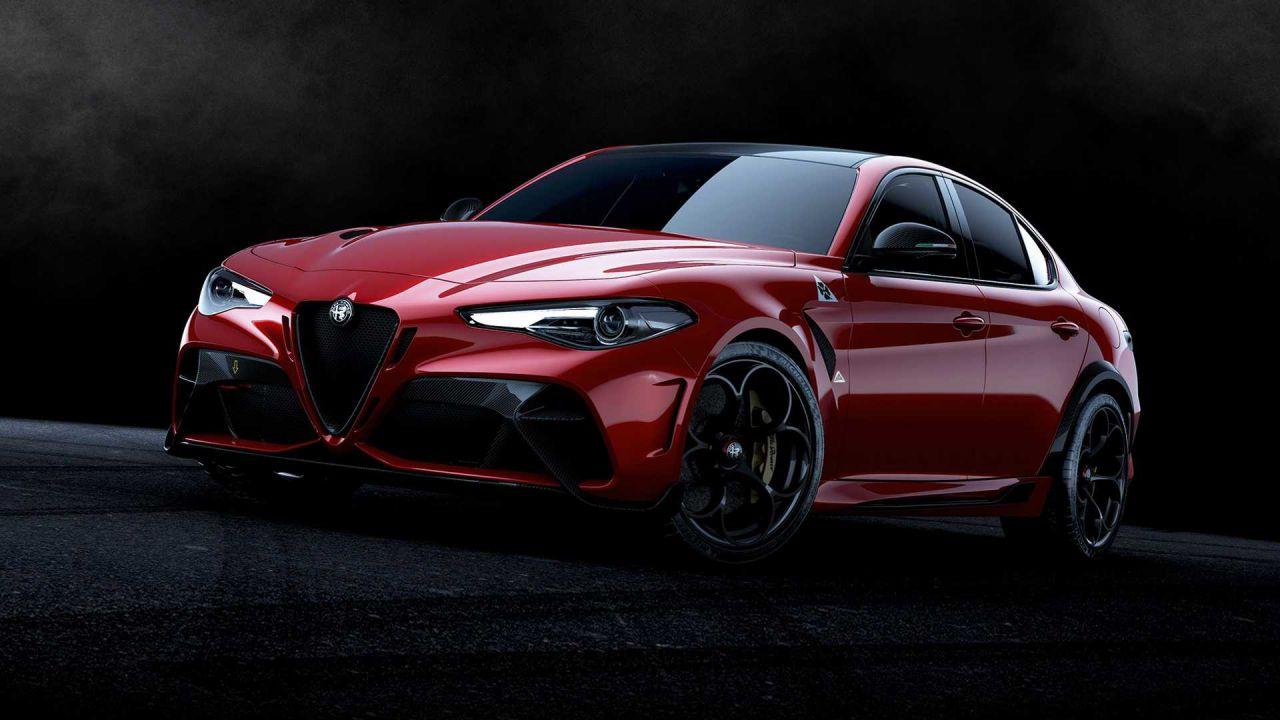 Ufficiali le nuove Alfa Romeo Giulia GTA e GTAm: foto e caratteristiche