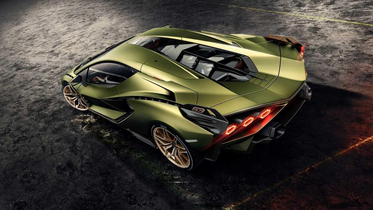 Ufficialmente rivelata la Lamborghini Sian! Una hypercar ibrida da 819 cavalli