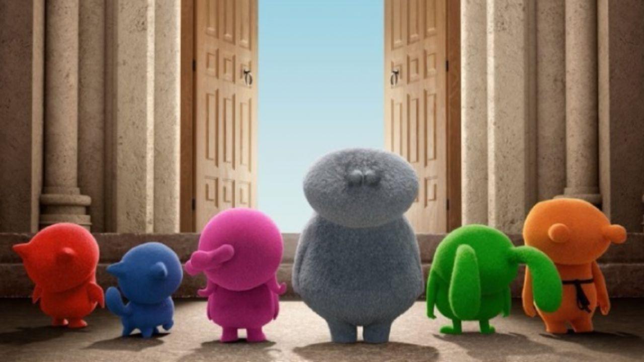 UglyDolls: primo poster per la pellicola animata con Emma Roberts